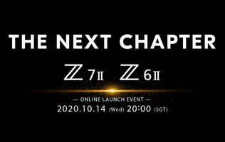 Nikon to unveil the Z7 II and Z6 II full-frame mirrorless cameras on Oct 14