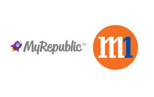 MyRepublic to offer enhanced mobile services using M1's network