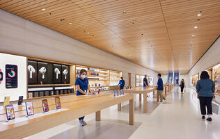 Apple to use its retail stores as distribution centers to speed up deliveries