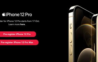 Singtel unveils new price plans for the iPhone 12 lineup