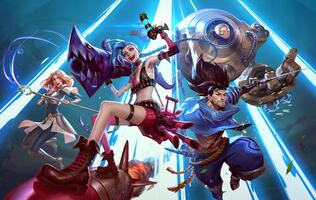 League of Legends: Wild Rift will start its first regional open beta test on Oct 27