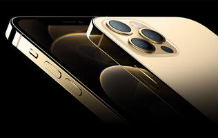 The gold iPhone 12 Pro is said to have a more durable stainless steel frame