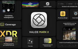 Halide Mark II arrives with new RAW processing and over 40 new features for iPhone photographers