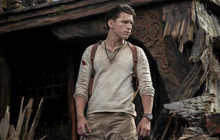 Here's your first look at Tom Holland's Nathan Drake in the Uncharted movie