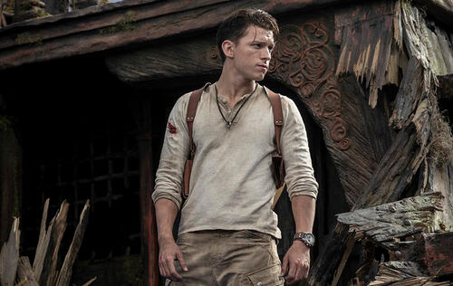 Image of article 'Here's your first look at Tom Holland's Nathan Drake in the Uncharted movie'