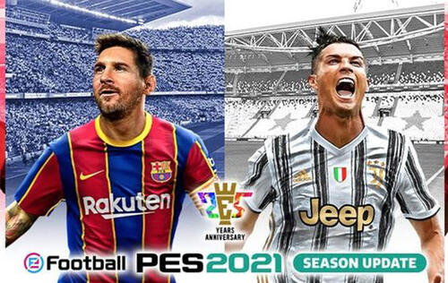 Image of article 'Pro Evolution Soccer 2021's Data Pack 2.0 adds a ton of content to the game'