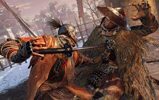 Sekiro's Game of the Year Edition allows players to re-fight specific bosses