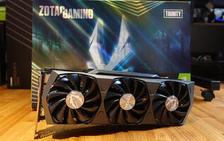 Zotac Gaming GeForce RTX 3080 Trinity review: Plain looks, fast performance