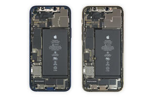 Teardown confirms iPhone 12 and 12 Pro to have 2,815mAh batteries