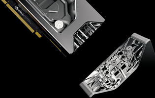 This EKWB water block for the NVIDIA GeForce RTX 3080 Founders Edition is absolutely gorgeous