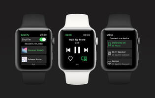 Spotify could soon stream directly to Apple Watches