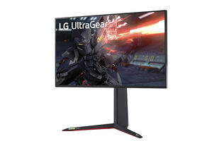 The LG UltraGear 27GN950 is a 4K IPS monitor with a 144Hz refresh rate