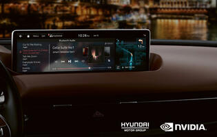 Future Hyundai Motor Group models will use NVIDIA Drive infotainment systems