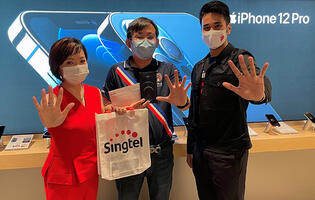 Apple iPhone 12 mini and iPhone 12 Pro Max launches in SG, telcos and customers rejoice