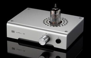Schiit's updated Vali 2+ tube hybrid amp offers 50% more power and 10dB lower noise floor