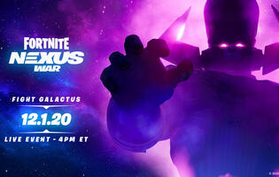 Galactus is descending upon Fortnite in the game's biggest event ever