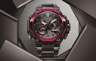 Casio's new G-Shock MTG-B2000 features a monocoque carbon case, launching end Nov