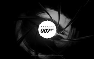 The developers of Hitman are working on a new James Bond game