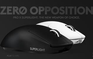 The new Logitech G Pro X Superlight gaming mouse weighs in at under 63g
