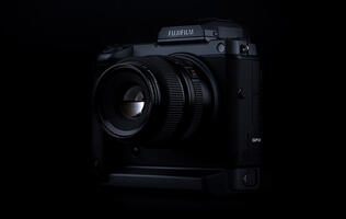 The Fujifilm GFX100 IR medium format mirrorless camera can create infrared images up to 400MP