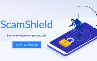 ScamShield app helps to block scam calls and SMSes on your phone