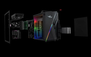 The ROG Strix GT35 (G35CZ) is a high-end gaming desktop with a price to match