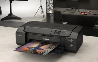 New Canon printers target photo enthusiasts with new features and paper