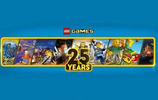 "LEGO's new ""Bits N' Bricks"" podcast celebrates 25 years of LEGO video games"