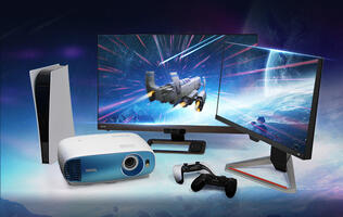 BenQ's monitor and projector buying guide: Screens for gaming, entertainment and fun at home