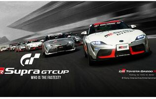 Asia's e-motorsports champ will take on the world's best at the GR Supra GT Cup 2020