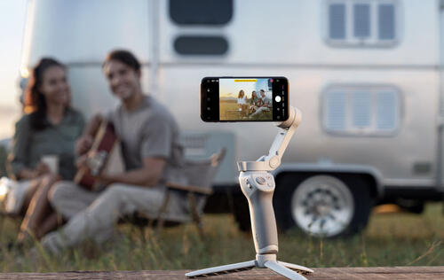 DJI OM4 video review: The 'smart' smartphone gimbal