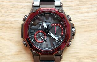Casio G-Shock MTG-B2000 review: A taste of high-end G-Shock
