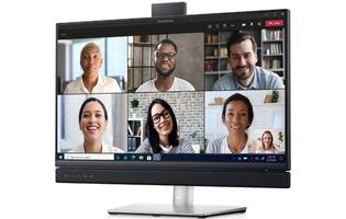 Dell showcases new monitors that increase productivity and embrace the New Normal
