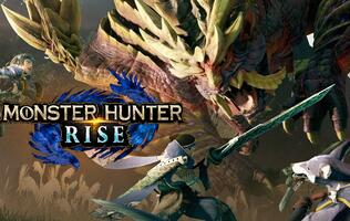 Capcom promises spicy info at the Monster Hunter Rise digital event this Thursday