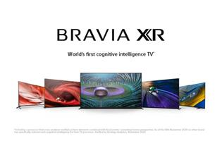Sony's new Bravia TVs have cognitive intelligence to deliver a smarter viewing experience