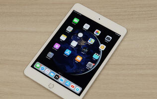 Apple said to release 8.4-inch iPad Mini with thinner bezels in March