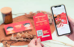 DBS QR Gift and eGift for CNY lets you skip queues and dole out time-limited angpows