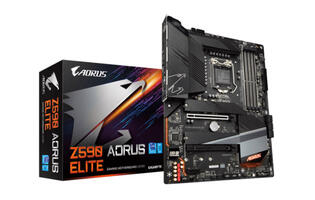 Gigabyte reveals their new AORUS motherboards based on Intel Z590