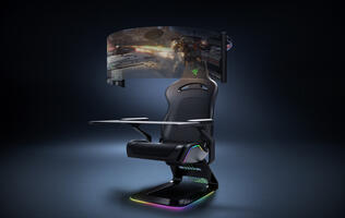 Project Brooklyn - Razer's vision of a gaming station