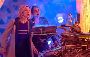 Doctor Who: Revolution of the Daleks has more than one tearful goodbye