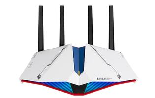 ASUS launches its series of Gundam gear with two Wi-Fi 6 gaming routers