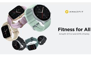 Amazfit's new wearables have different faces to match a user's style