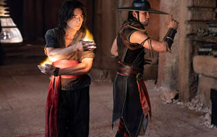 New images from the Mortal Kombat movie show off Sub-Zero, Scorpion and more