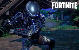 The Predator is now a skin and in-game bossfight in Fortnite