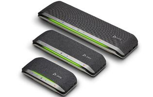 Poly launches the Poly Sync family of smart, USB and Bluetooth speakerphones