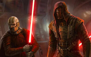 "A new Knights of the Old Republic game is reportedly being made ""outside of EA"""