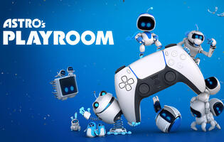 Astro's Playroom is an irresistibly joyful celebration of PlayStation history