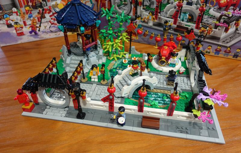 Review: LEGO Spring Lantern Festival (80107)