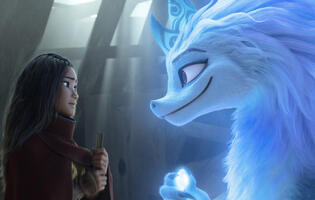 The new Raya and the Last Dragon trailer teases epic adventure and a con baby