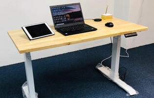 Treat your back right with ergonomic desks from Tableholic
